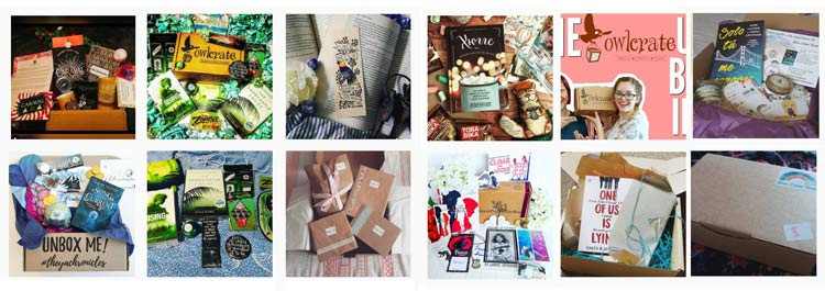 subscription book boxes