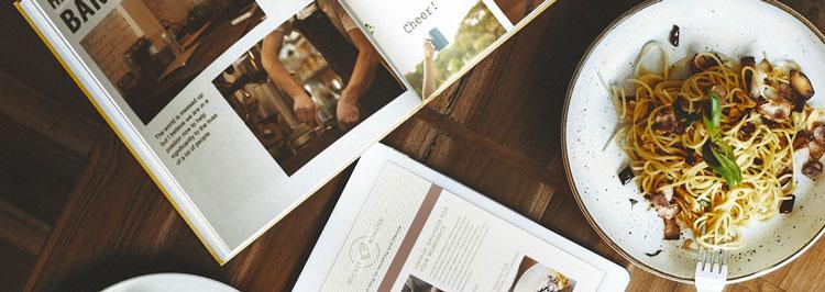 letteratura e cucina